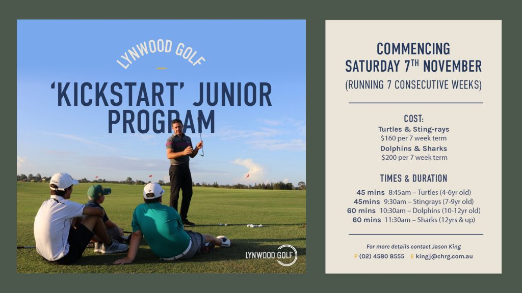 Kickstart Junior Program