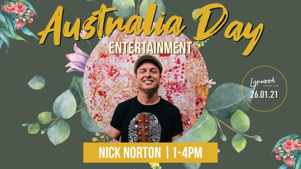 Australia Day Live Music
