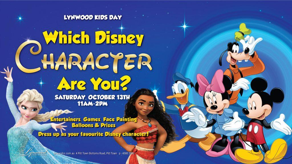 Disney Kids Day