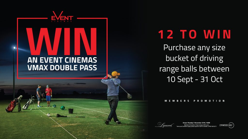Driving Range Promotion