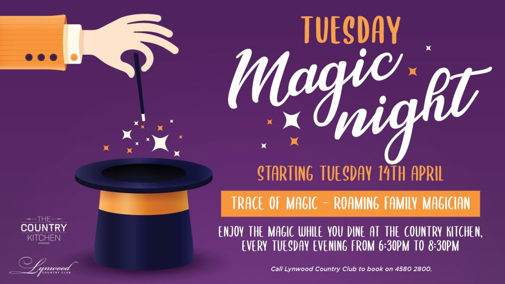 Tuesday Magic Night