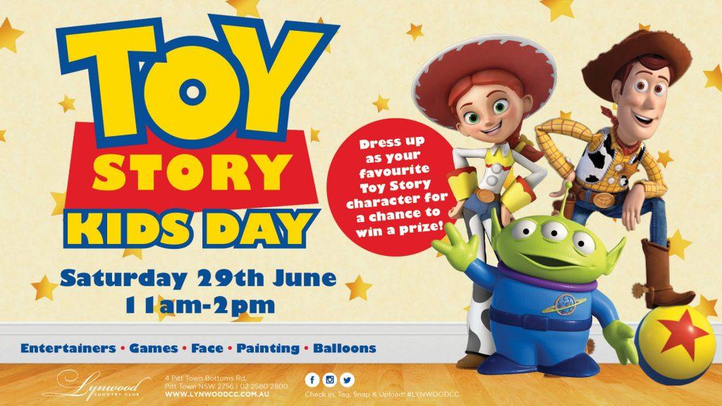 Toy Story Kids Day