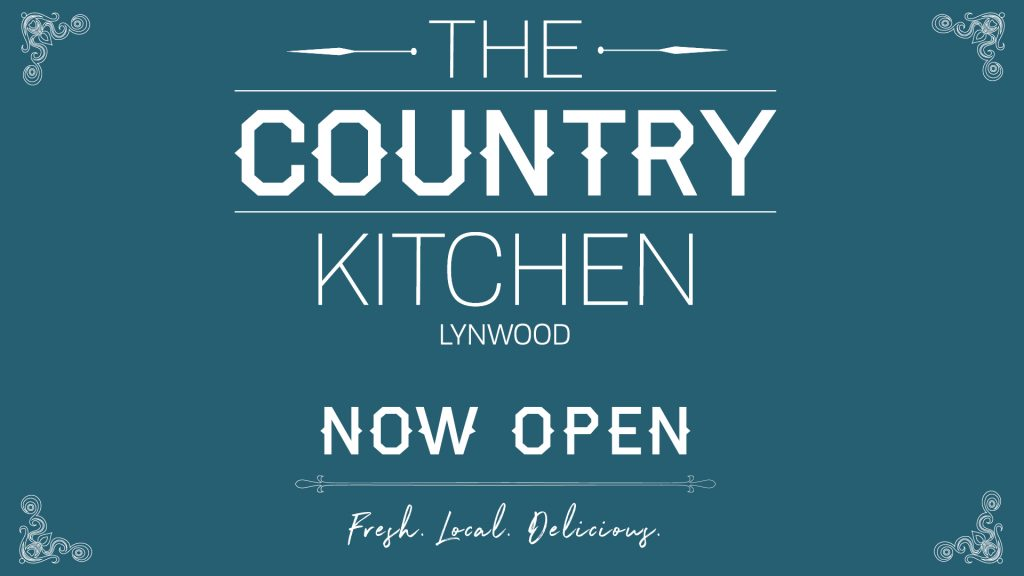 The Country Kitchen Now Open