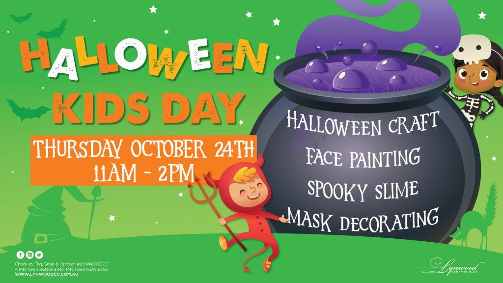 Halloween Kids Day