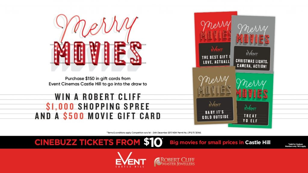 Event Cinemas Offer