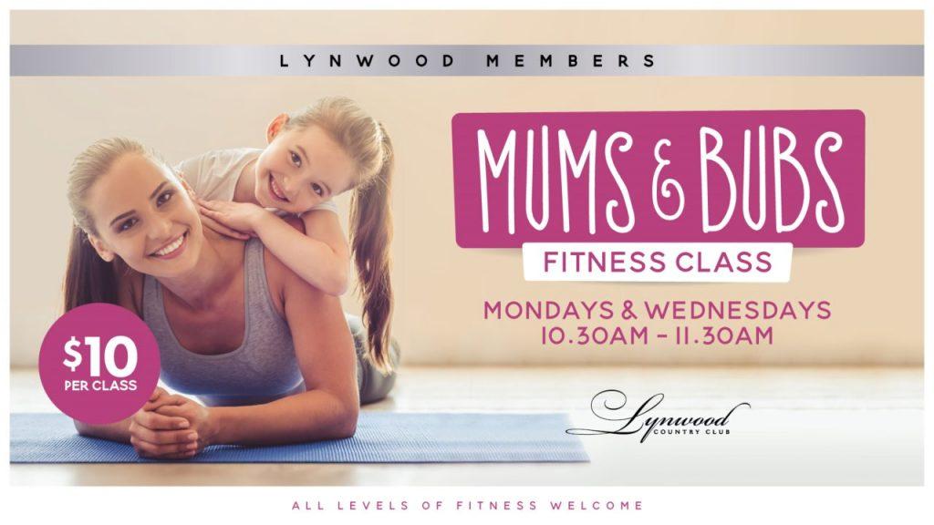 Mums & Bubs Fitness Class