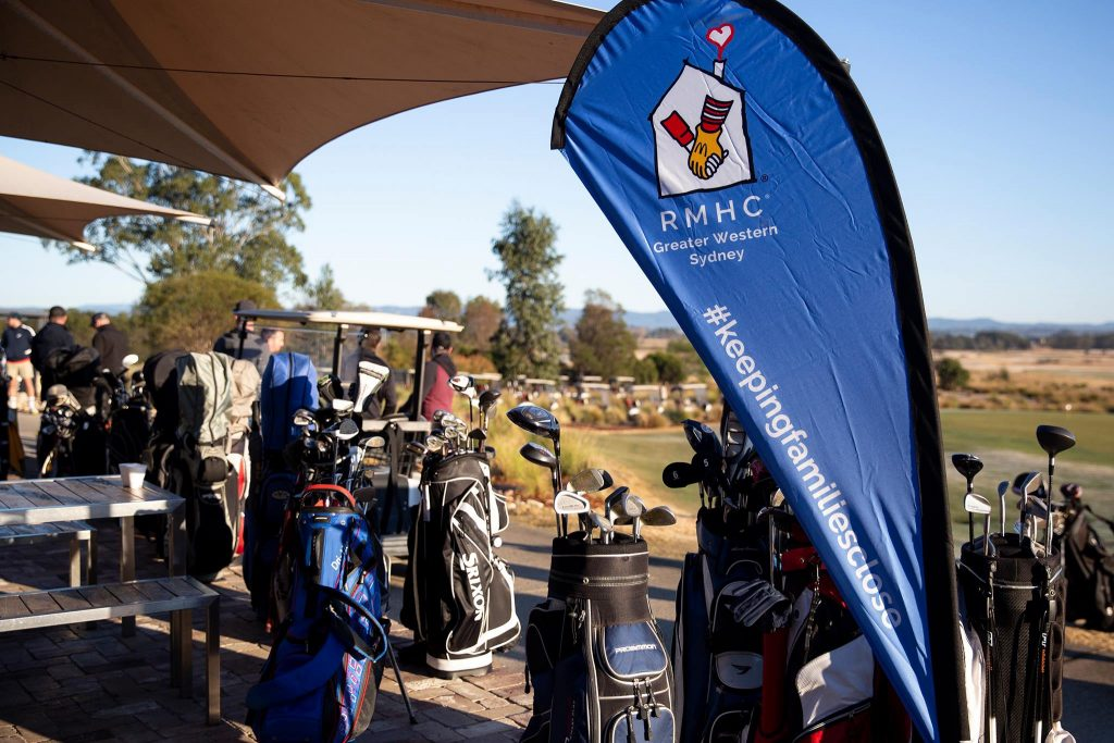 Ronald McDonald House Lynwood Country Club Golf Day