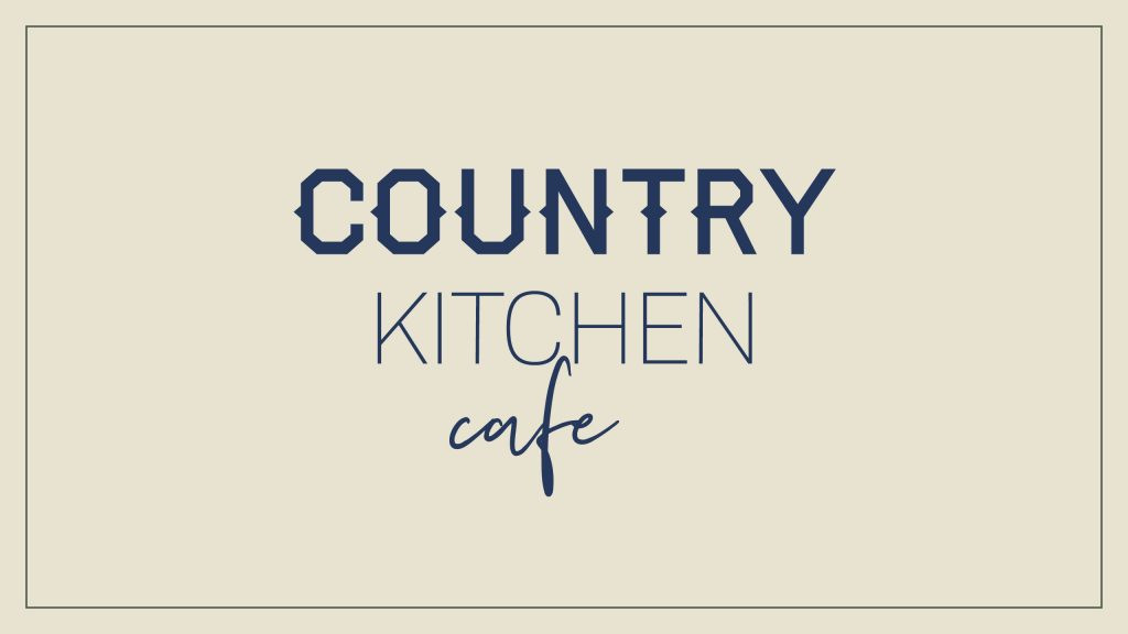 The Country Kitchen Cafe